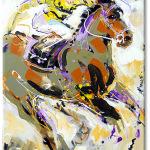 Frances Browne. Artist